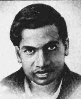 శ్రీనివాస రామానుజన్